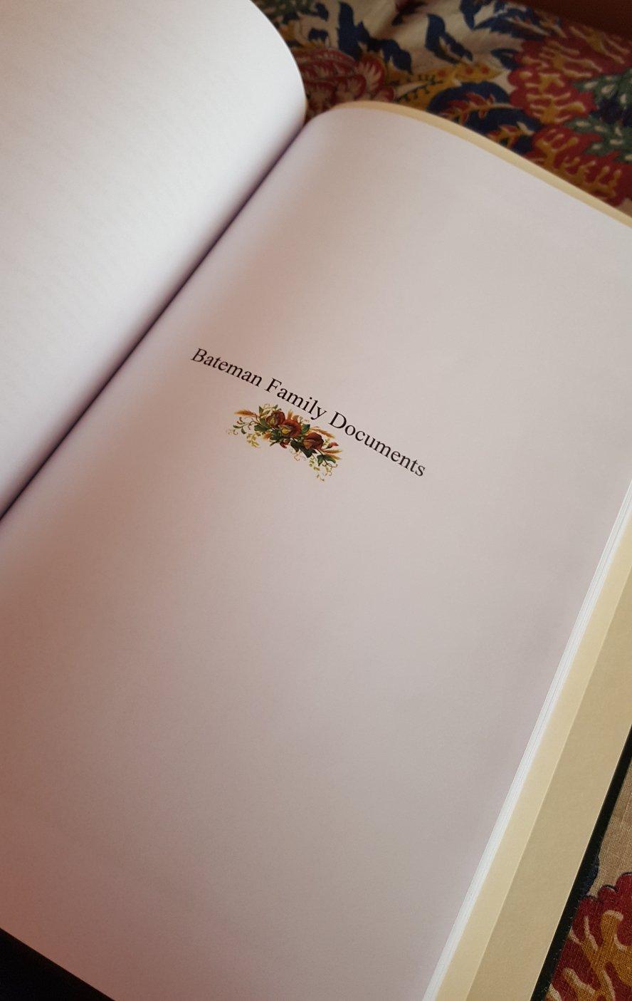 Family tree hardback book