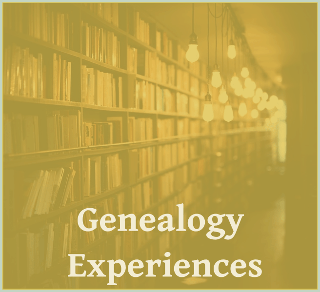 Genealogy Experiences