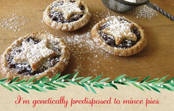 Mince pies...